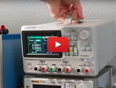 Oh, the raw power: Siglent SPD3000X Lab power supply