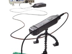 IsoVu enables isolated measurements with fiber optics