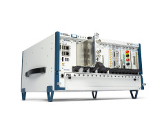 Oscilloscope features 34 high-voltage channels at 1 GS/s