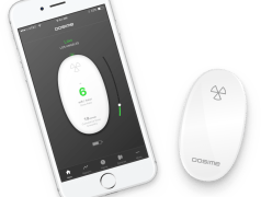 A radiation meter for your smartphone