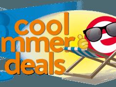 It will be a hot summer: Cool Summer Deals start on Monday
