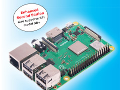 Explore the Raspberry Pi in 45 Electronics Projects!