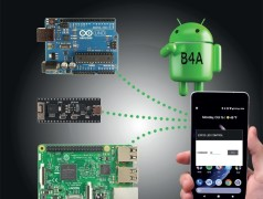 New book: Android App Development for Electronics Designers