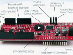 Embedded Pi: triple play platform for Pi, Arduino and embedded ARM