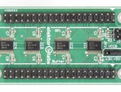 Raspberry Pi Buffer Board ready for ordering on GroupGets
