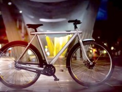 vanMoof Electrified S:  too smart for rain, thieves, and keys