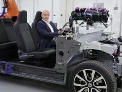 VW invests 44 billion Euros in e-car future