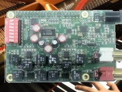 High-end audio with Raspberry Pi
