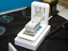You'll soon be 3D-printing.... with your smartphone!