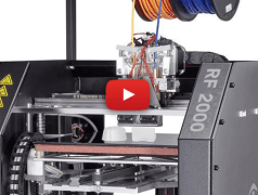 Recent & new open source3-D printers from ConradElectronics