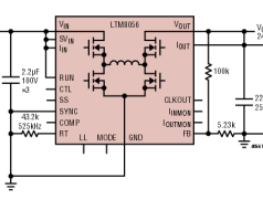High Voltage Buck-Boost Regulator