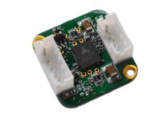 Miniaturized stepper driver module
