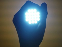 Fight blue light emissions of white LEDs with new colour sensor