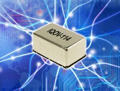 New range of crystal oscillators achieve ±1ppb stability