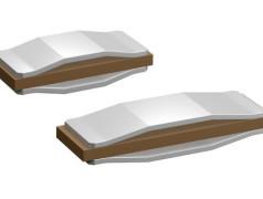 New Piezo Actuators for Haptic Effects