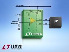 High Voltage Monitor Chip