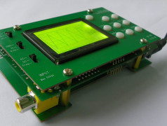 An oscilloscope kit for beginners