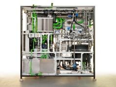 Mobile generator on formic acid