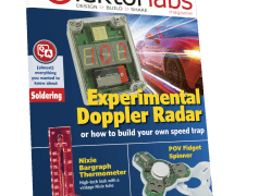New name and just published: ElektorLabs Magazine 4/2018