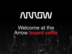 Terms & Conditions Arrow Board Raffle