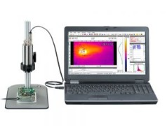 Measures the smallest possible areas of 240 µm Image: Optris