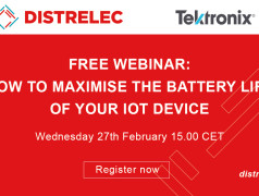 Introducing Distrelec's first free webinar series
