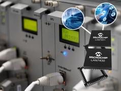 Microchip announces the LAN7430/1 Ethernet bridge