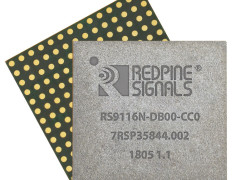 Redpine Signals' Multiprotocol Wireless SoCs and Modules at Rutronik