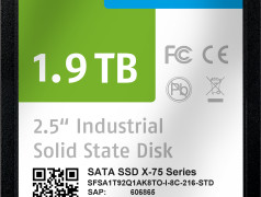 Swissbit introduces industrial grade 3D-NAND-SSD