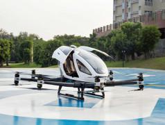 IONICA 2019. Autonomous Flying Passenger Multicopters