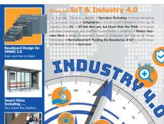 Elektor Business Magazine 5/2017has a focus on IoT & Industry 4.0.