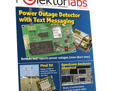 ElektorLabs Magazine 5/2018 now on sale -- print or pdf download