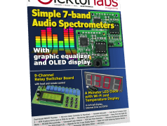New ElektorLabs Magazine Edition 3/2019 Available