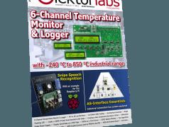 New ElektorLabs Magazine Edition 4/2019 Available