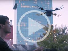 Elektor.TV | Drone on a leash