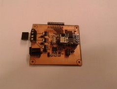 remake WiFi controller board [150402]