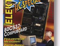 80C537-Einplatinencomputer