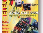Audio-DAC 2000 I