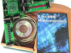 E-blocks plus ARM
