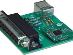 2,4-GHz-Spektrum-Analyser