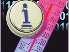 Temperaturlogger für den Kühlschrank