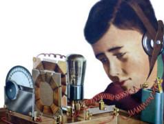 Audion-Bausatz Radiomann (ca. 1956)
