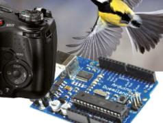 Bewegungsgesteuerter Fernauslöser - mit Arduino