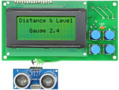 Pegel- und Distanzmessgerät
