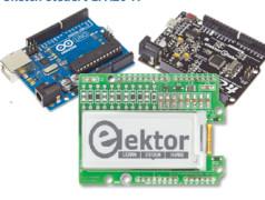 Das E-Paper und der Arduino