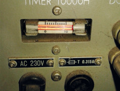 Quecksilber-Coulometer