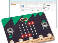 BBC micro:bit für Elektroniker