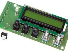 FPGA/DSP-Board für Schmalband-SDR