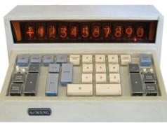 Wang 320SE: Ein Time-Sharing-Rechner (ca. 1970)