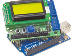 Arduino Experimentier-Shield 2.0